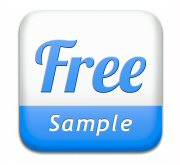 free sample button